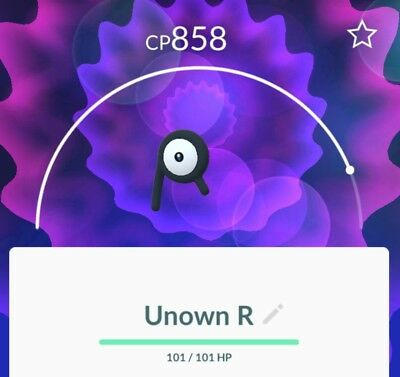 Pokemon Go Trade Unown Letter P Buy Any 2 Unowns From My