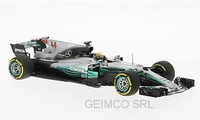 Mercedes AMG W08 EQ Power+ #44 F1 L.Hamilton 2017 Minichamps 1:43 B66960547