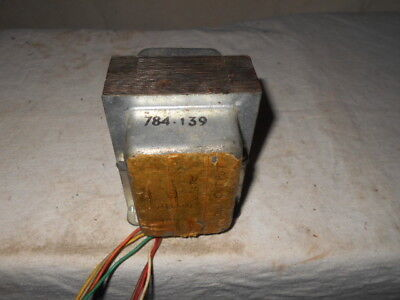 OUTPUT TRANSFORMER FOR Marshall 50 watt amp 40-18025 / 784-139 NOS
