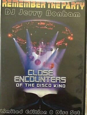Remember The Party - Close Encounters... (8 CD Disco Mix) Brand New Orig. Pkg.