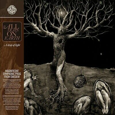 All Traps On Earth - A Drop Of Light (180 Gr. Gatefold) - 2 Vinili
