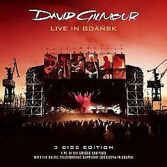 David Gilmour  - Live In Gdansk - 2 Cd + Dvd (with the baltic philarmonic sym...