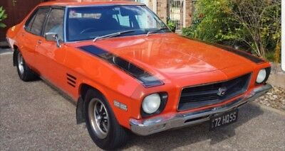 Genuine Holden 1972 HQ SS Infra Red