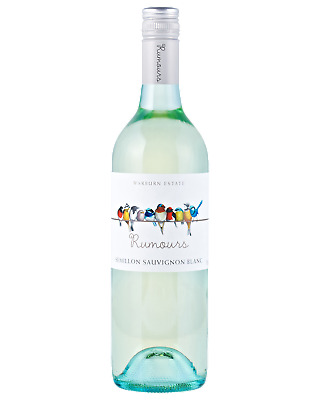 Warburn Rumours Semillon Sauvignon Blanc White Wine 750mL bottle
