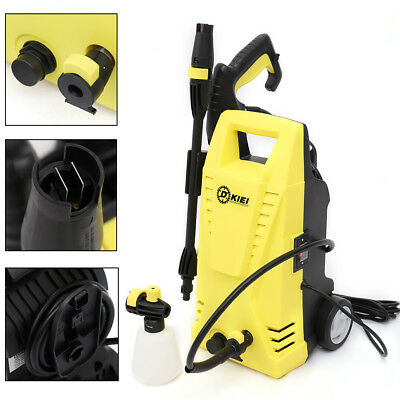 Pro Pressure Washer High Jet 1500W Electric Power Patio Car Jet Van Cleaner Tool
