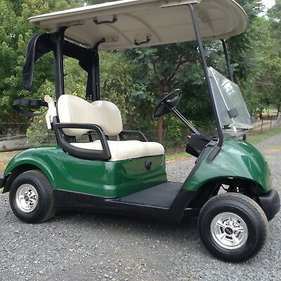 2013 Yamaha Golf Cart Can Freight Resort Car Farm Buggy
