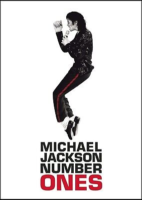 MICHAEL JACKSON - NUMBER ONES PAL DVD ~ GREATEST HITS / BEST OF #1's *NEW*