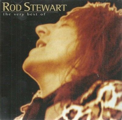 ROD STEWART - THE VERY BEST OF D/Remaster CD ~ 70's GREATEST HITS *NEW*