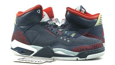 new product cc40b c8157 Air Jordan Rare Air Retro Used Size 13 Midnight Navy Varsity Red 407361 401