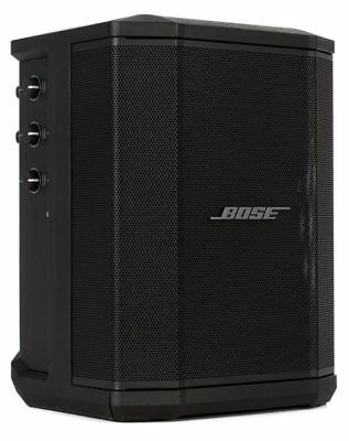 Bose S1 Pro w/ Battery Multi-Position PA System w/ Rechargable Battery