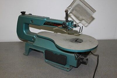 """Clarke CSS16VB 16"""" Scroll Saw in good used condition"""