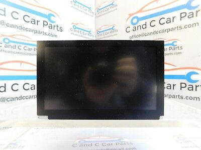 NISSAN 350Z Sat Nav Display Screen Unit 30 1