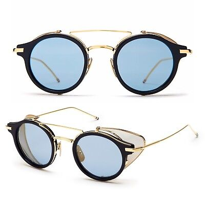 1c90a22725e Glasses Thom Browne Tb 804 B Nvy-Gld Sunglasses New Collection