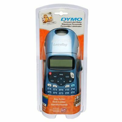 Dymo LT-100H LetraTag Handheld Label Maker ABC Refillable With Grapical Display