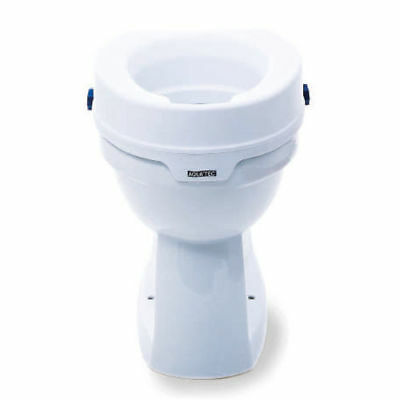 Raised Toilet Seat Disability Aid