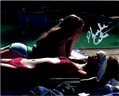 Phoebe Cates Jennifer Jason Leigh 8x10 signed photo autographed Picture + COA
