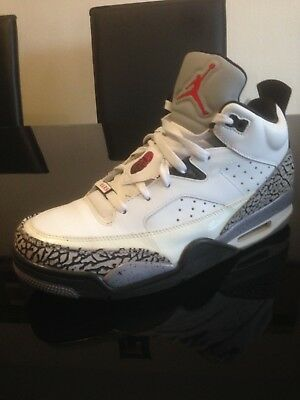 outlet store 994dc 1677d NIKE AIR JORDAN SON OF MARS LOW Limited WHITE  CEMENT off 2013 EUR43