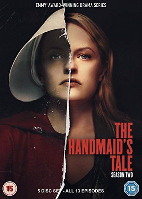HandmaidS Tale The Season 2 DVD NEW