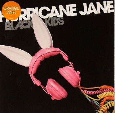"Black Kids - Hurricane Jane, 7"", Single, Ora, (Vinyl)"