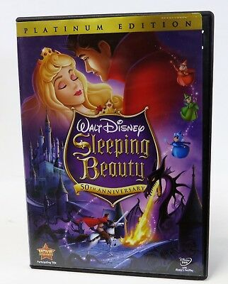 Sleeping Beauty [Two-Disc Platinum Edition] -- Professionally Resurfaced --