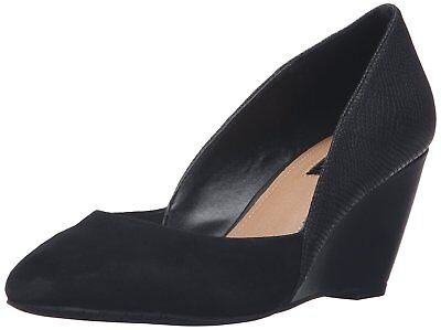 Tahari Womens 116168--M Closed Toe Wedge Pumps
