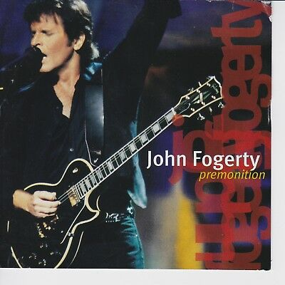 John Fogerty Premonition Preowned Music CD USED