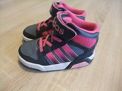 BASKETS MONTANTES ADIDAS taille 22