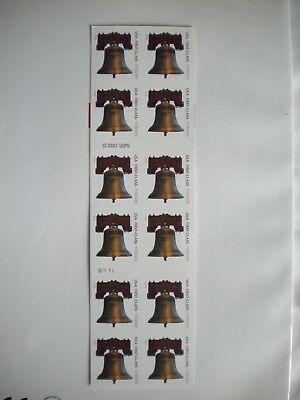 1 Genuine USPS Liberty Bell  Forever Stamp Booklet of 20