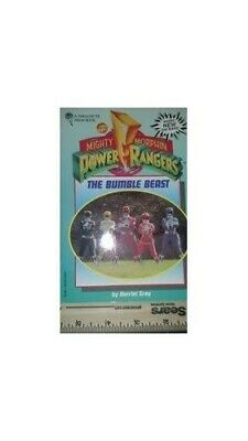"""Mighty Morphin Power Rangers: Bumble Beast (""""Might... by Grey, Harriet Paperback"""