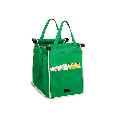 Lot De 2 Bag Shopping Commissions Grap Special Trolley With Pocket New