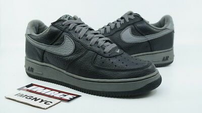 innovative design 9f468 7499b Nike Air Force 1 Af1 Used Sz 8.5 Black Cool Grey 630033 008 Co Jp Jd