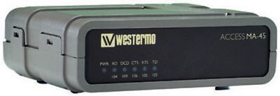 Westermo Teleindustri 9-pin à D-Sub Adaptateur Interface