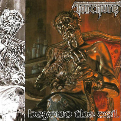 Torchure ‎– Beyond The Veil CD asphyx cancer salem bolt
