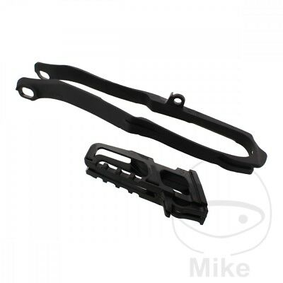 Polisport Chain Guide Set Black 90624