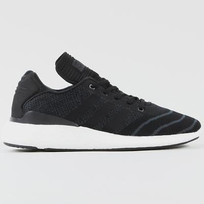 ADIDAS 10 Boost Black PURE Shoes Trainers BUSENITZ Anniversary Year TJcF1lK
