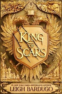 King of Scars by Leigh Bardugo 9781510104457 (Hardback, 2019)