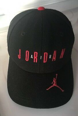 e913480d3e0d VINTAGE Men s Nike Air Jordan Classic Hat Cap Snapback  23  Black!Embroidered!