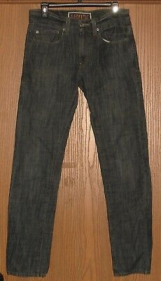 MENS VINTAGE LEVI'S THE ORIGINAL JEANS 511 SKINNY JEANS SIZE 32x32 !! AWESOME !!