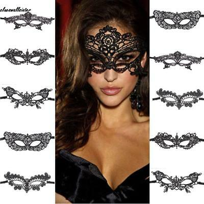 Nuove donne sexy Lace up Halloween Masquerade Party Lace Mask CLWR