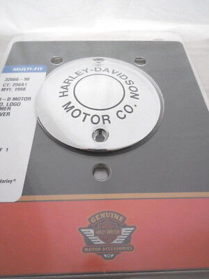 Harley Davidson Motor Co. Timer Cover Ignition 32666-98
