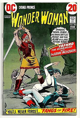 Wonder Woman #202 Oct 1972 VF 8.0 DC Comics