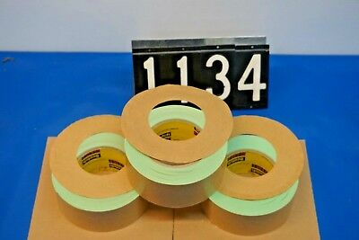"""3M Impact stripping tape 500, 2""""x10 yd pack of 3 """"NEW SURPLUS"""""""