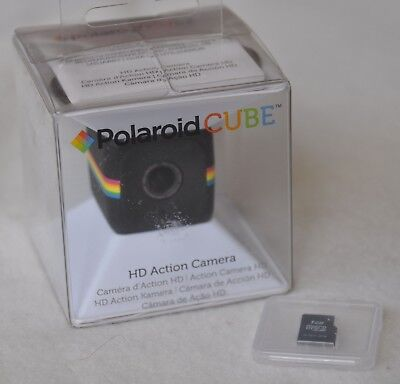 8c850f0a89 POLAROID CUBE HD 1080p Lifestyle Action Video Camera (Black ...