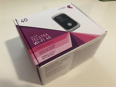 Pre-paid Telstra 4G Wifi device - Excellent condition