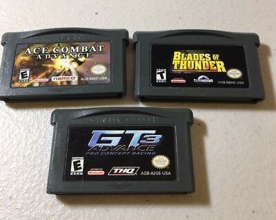 blades of thunder gba