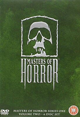Masters Of Horror - Series 1 - Vol.2 [2005] [DVD] - DVD  IQVG The Cheap Fast