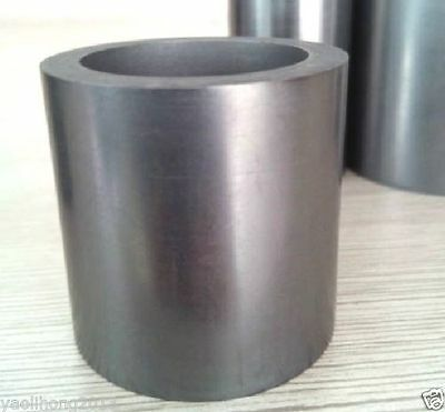 99.9% 60X60mm Graphite Crucible Furnace Torch Gold Copper Melting Smelting