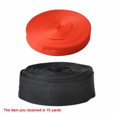 NEW Nylon Strap Webbing Camping knapsack Strapping 10 Yards Length 1 inch Width