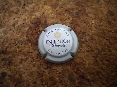 capsule de champagne  mailly-champagne  n°15  (cuvée exception)  cote 7€