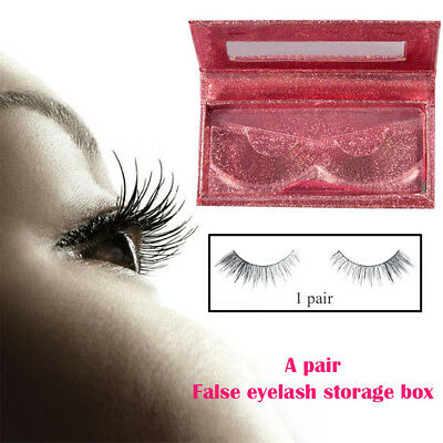 Empty False Eyelash Care Storage Case Box Container Holder Compartment Tool Hot